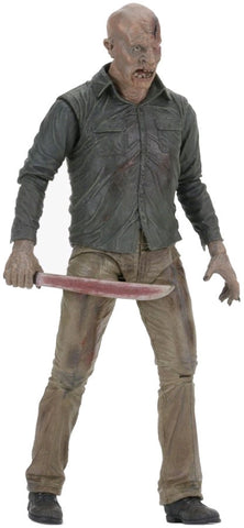 "Action Figure - Jason Part 4 The Final Chapter 7"" Figure - Friday The 13th"