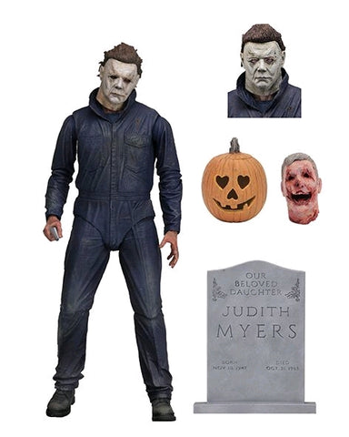 Action Figure - Halloween (2018) - Michael Myers Ultimate 7""