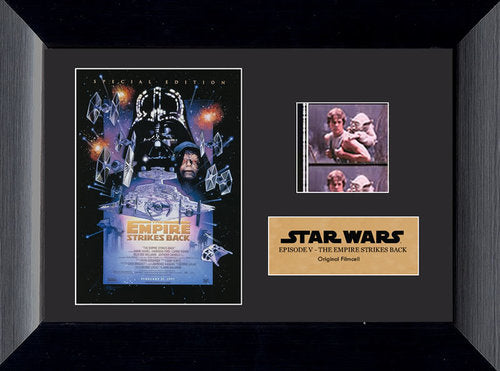 Film Cell - Star Wars Episode V MiniCell