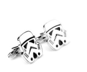 Cufflinks - Star Wars - Stormtrooper