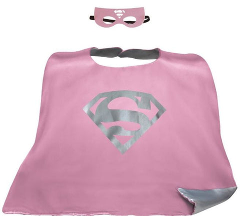 Cape & Mask Set - Large - Supergirl