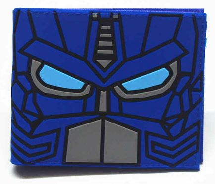 Wallet - Transformers - Optimus Prime