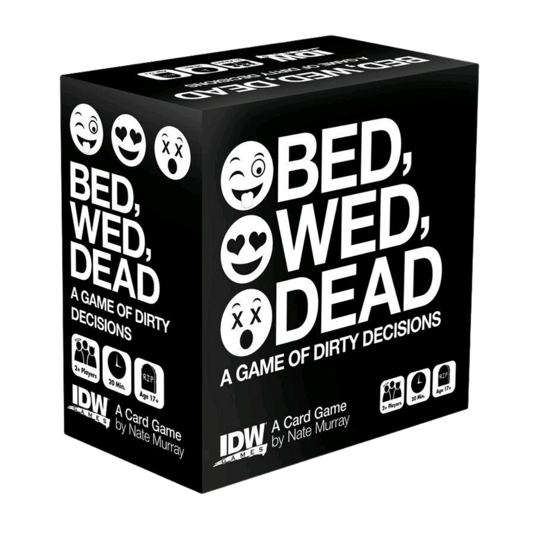Game - Bed, Wed, Dead - Card Game