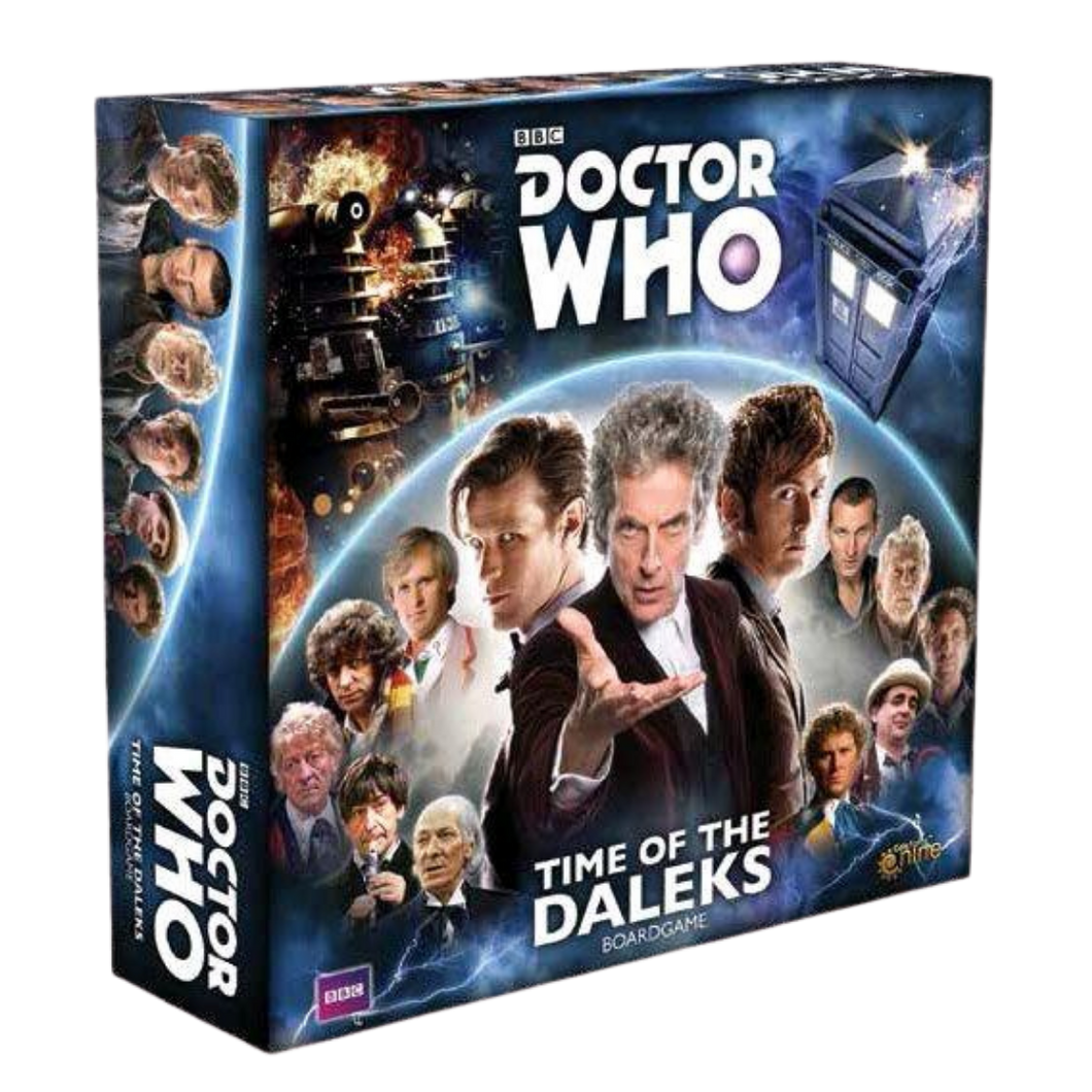 Game - Doctor Who - Time of the Daleks Board Game