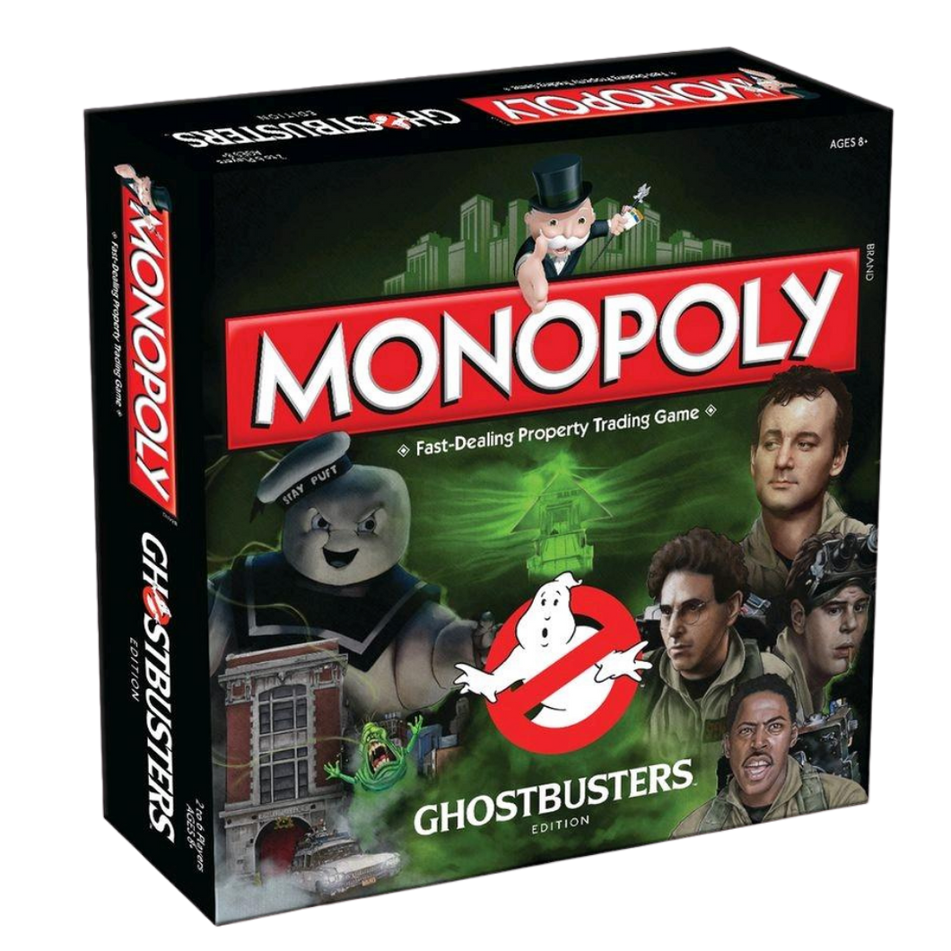 Game - Monopoly - Ghostbusters