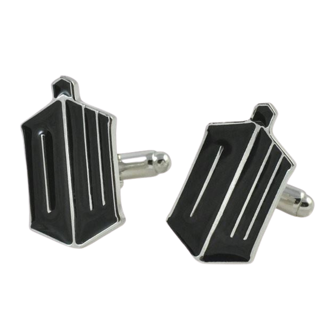 Cufflinks - Doctor Who