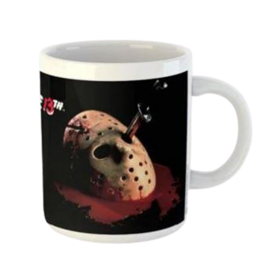 Mug - Friday the 13th - Mask