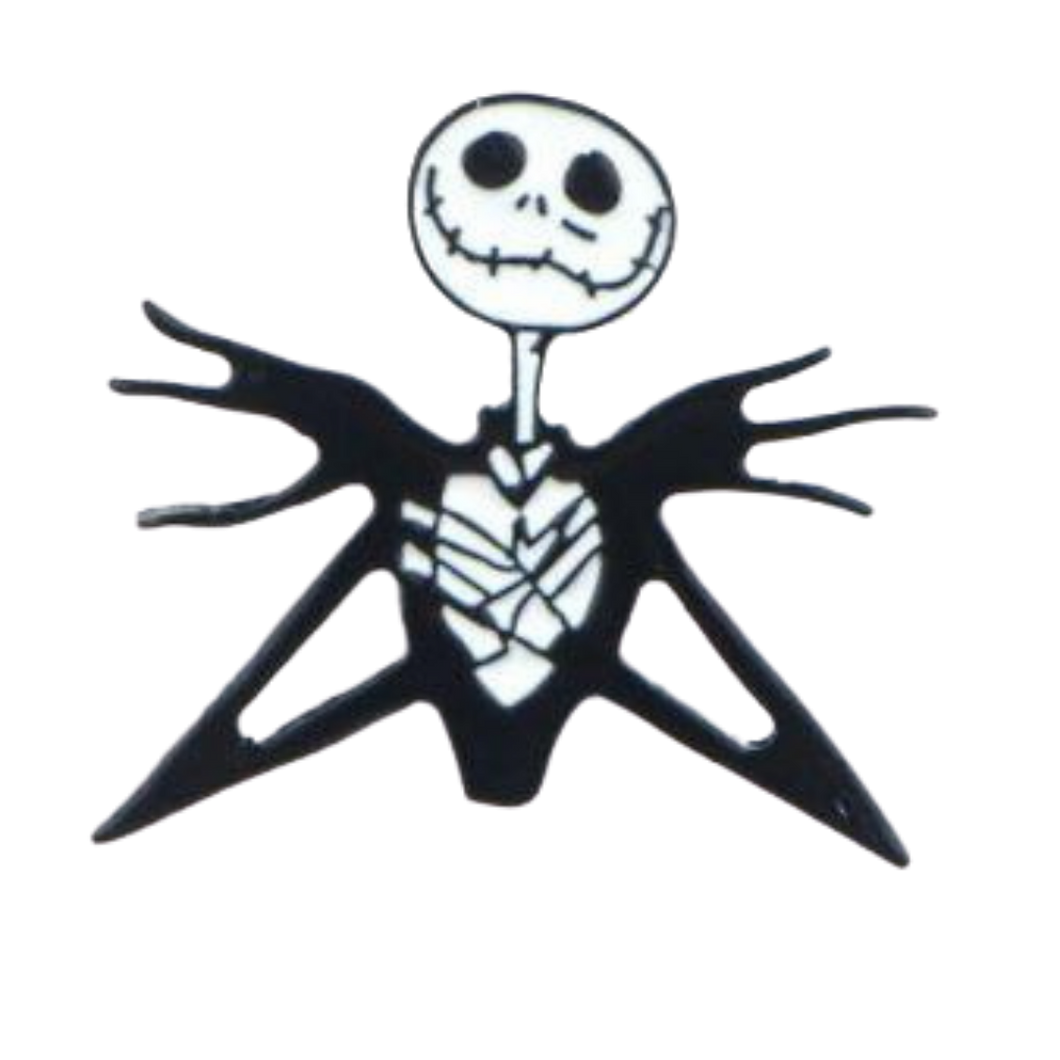 Badge - Nightmare Before Christmas - Jack