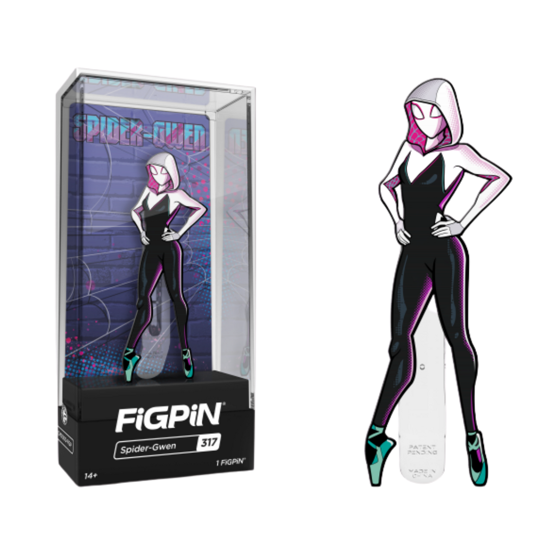 Figpin - Marvel - Into the Spiderverse - Spider-Gwen