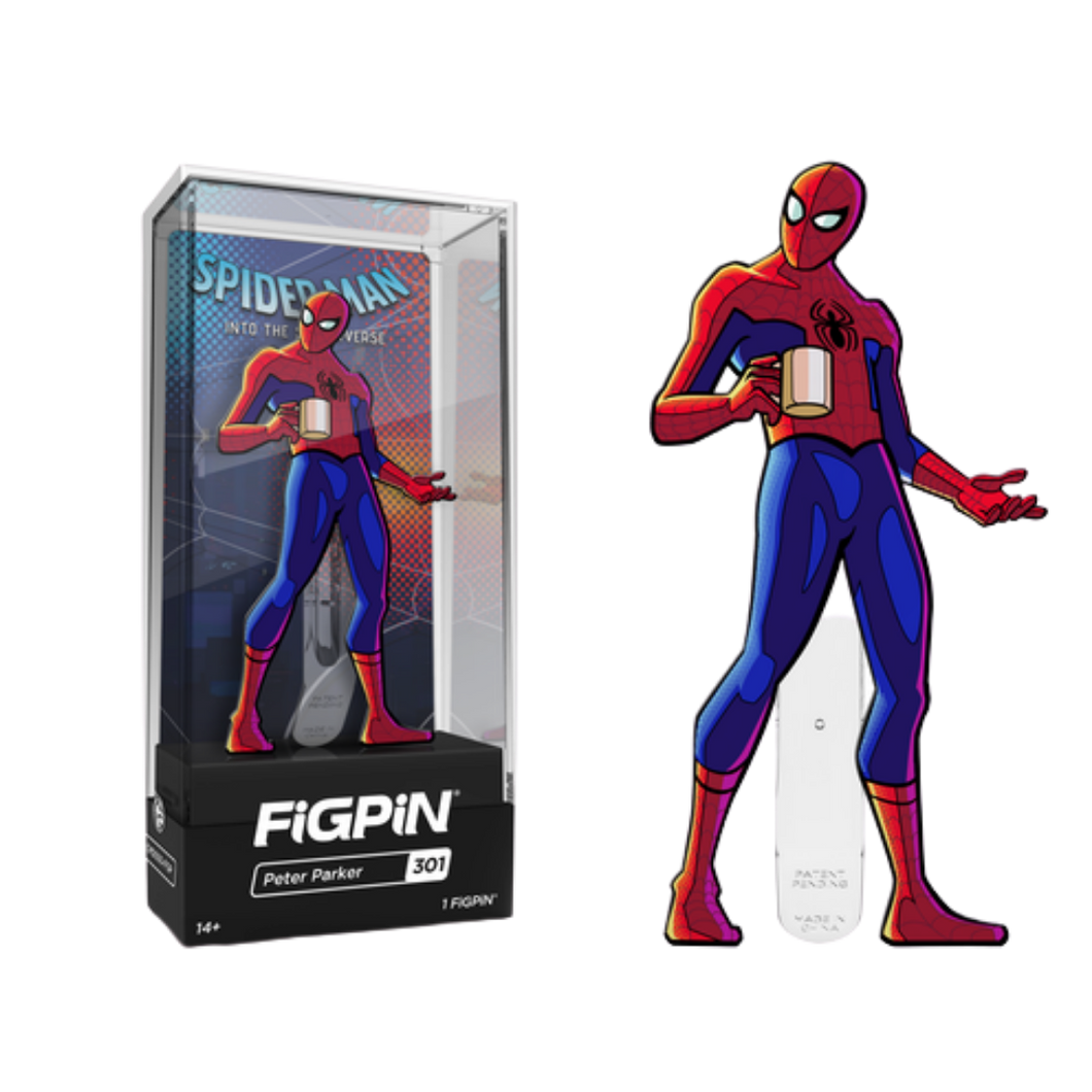 Figpin - Marvel - Into the Spiderverse - Peter Parker
