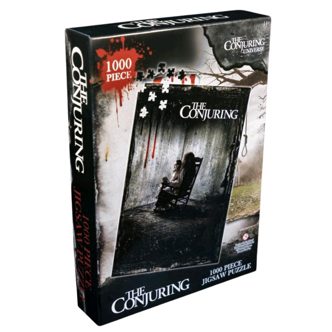 Puzzle - Horror - The Conjuring - Conjuring Universe 1000 piece jigsaw