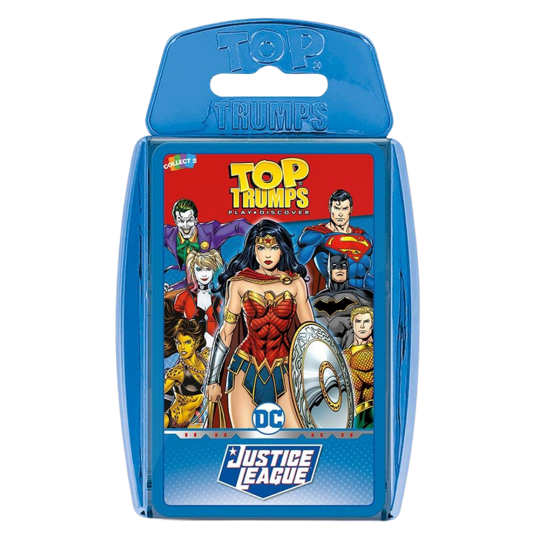 Top Trumps - Justice League