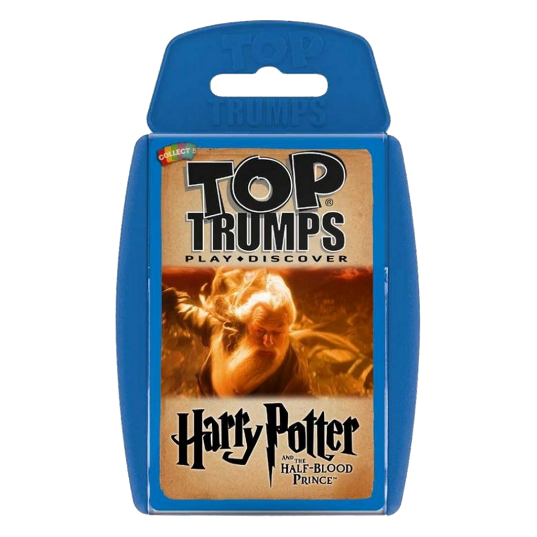 Top Trumps - Harry Potter & the Half Blood Prince