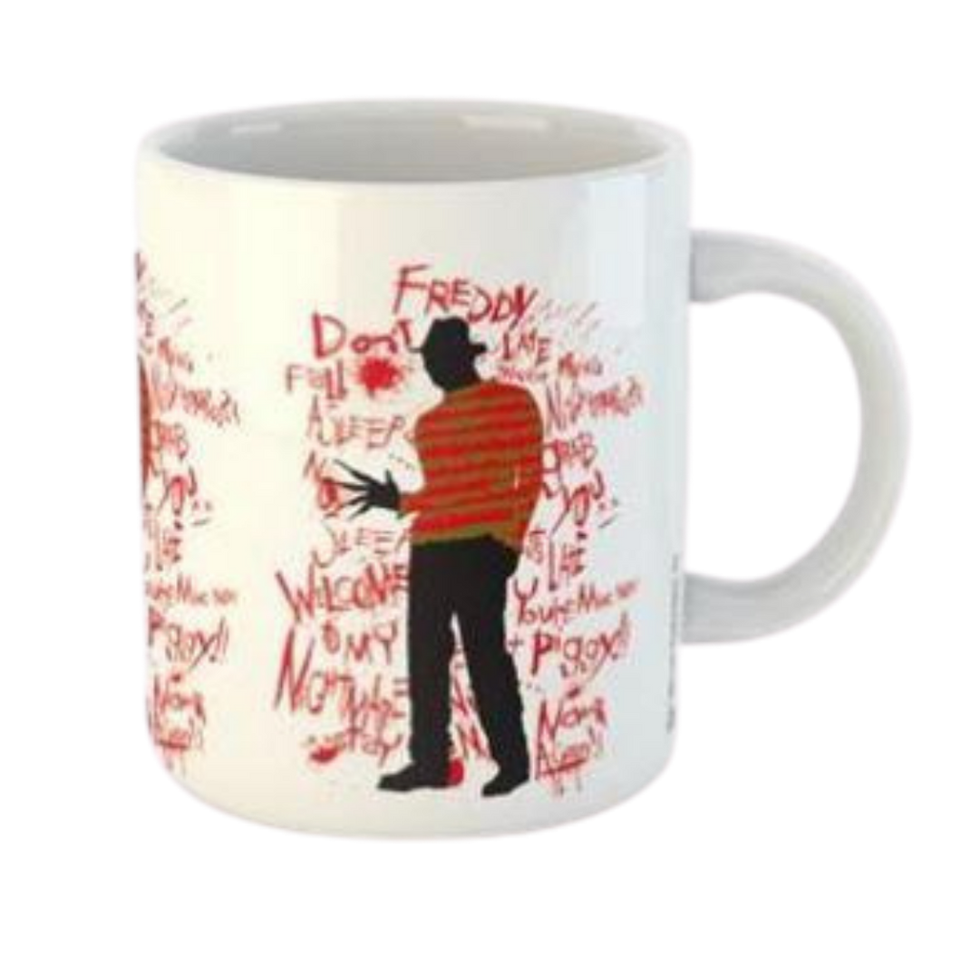 Mug - Nightmare on Elm Street - Text