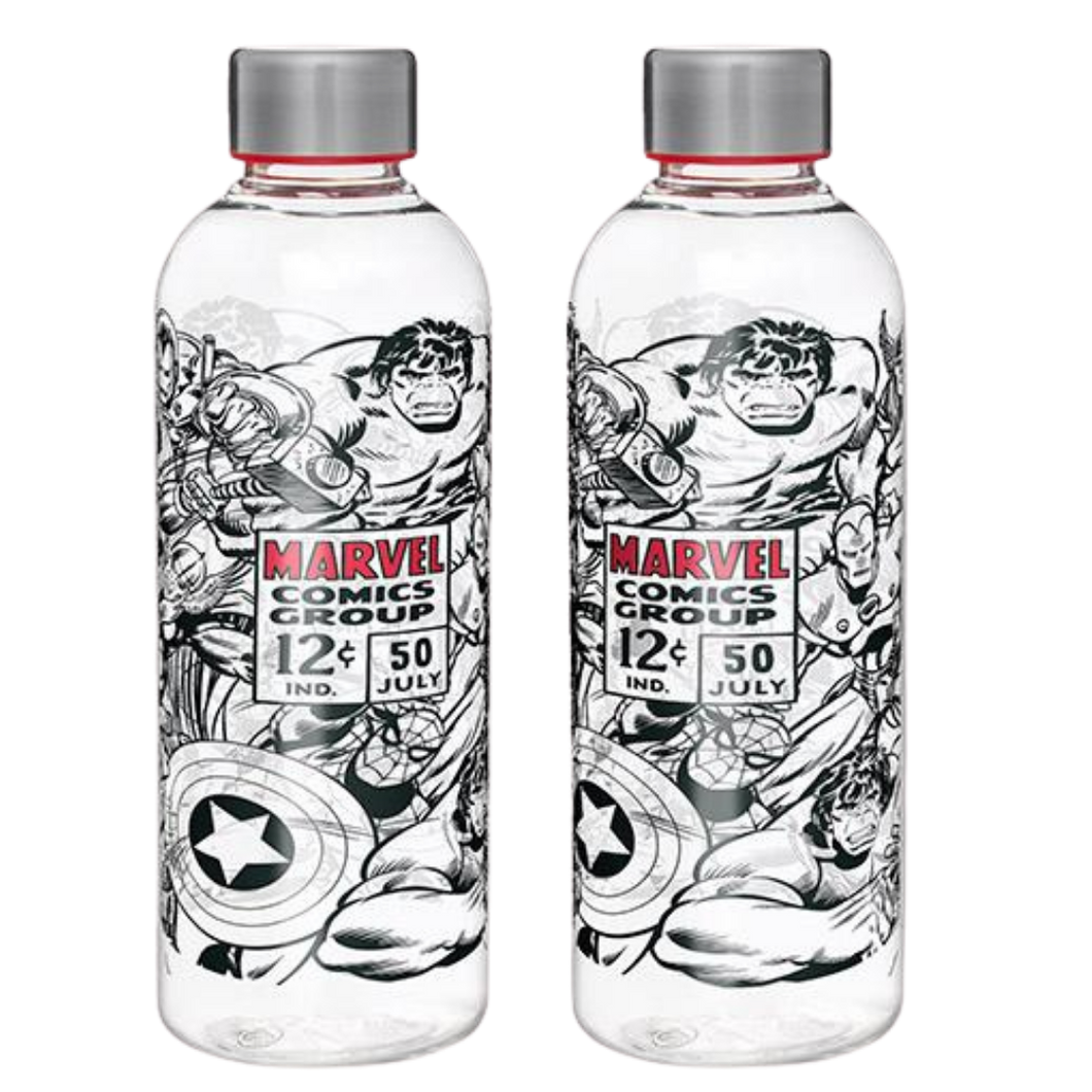 Drink Bottle - Marvel Tritan Drink Bottle