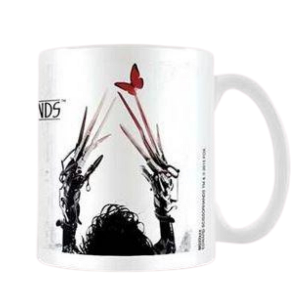 Mug - Edward Scissorhands