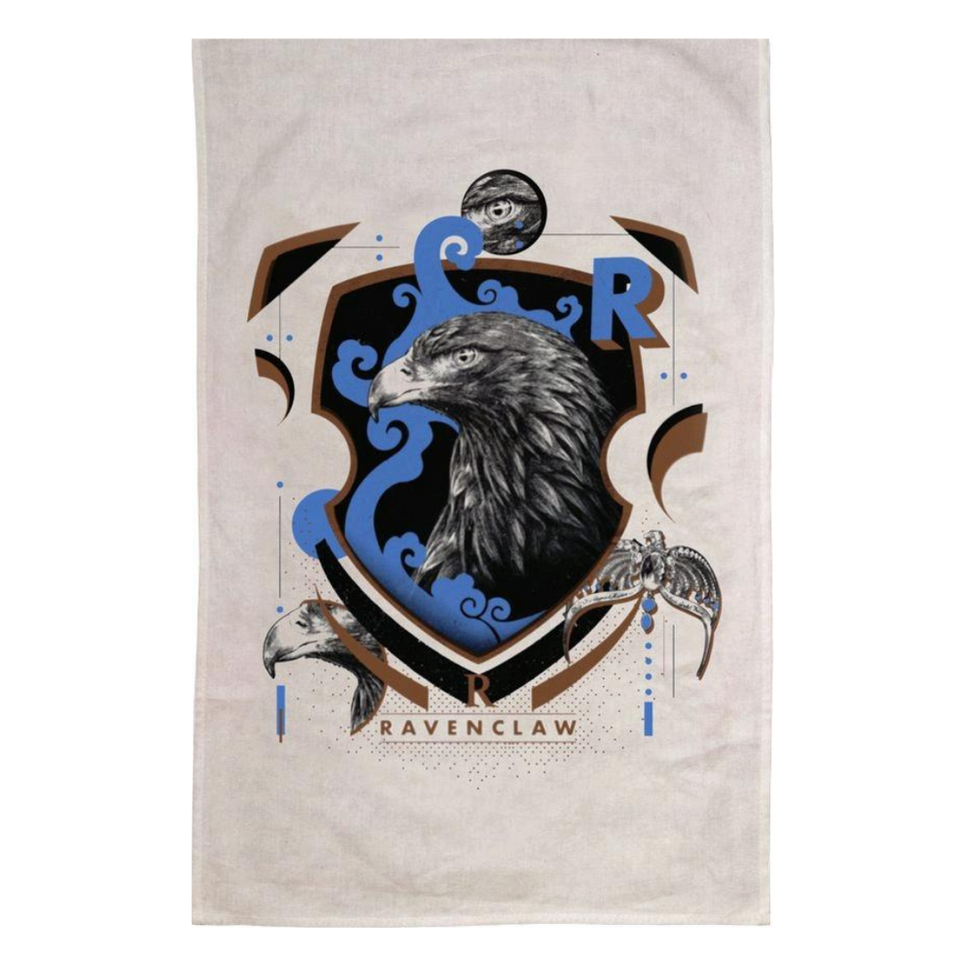 Harry Potter - Tea Towel - Ravenclaw