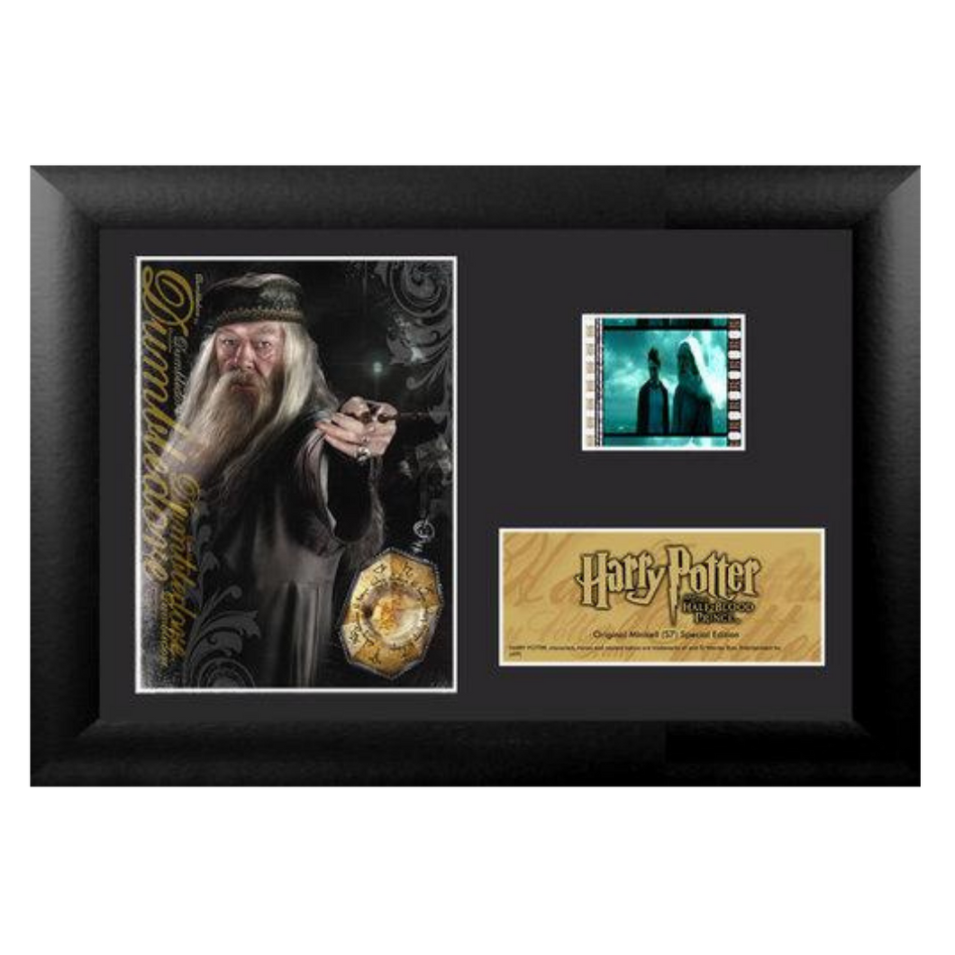 Film Cell - Harry Potter Half Blood Prince Dumbledore MiniCell