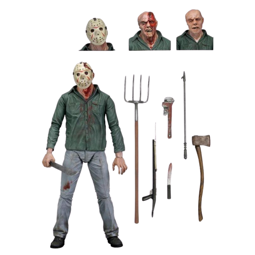 Action Figure - Jason Vorhees 7