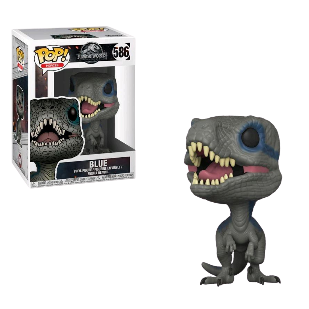 Pop Vinyl - Jurassic World 2 - #586 Blue