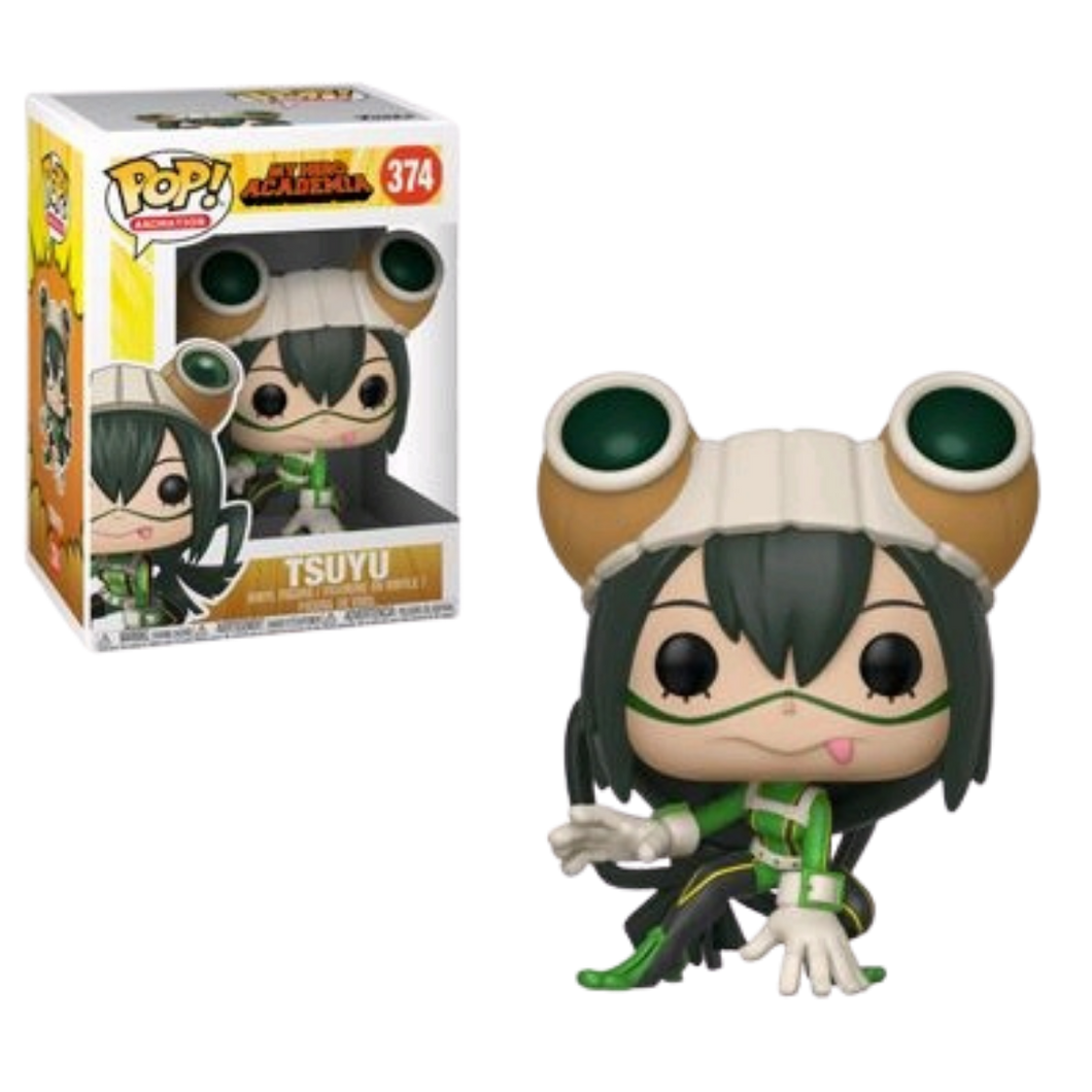 Pop! Vinyl - My Hero Academia - Tsuyu
