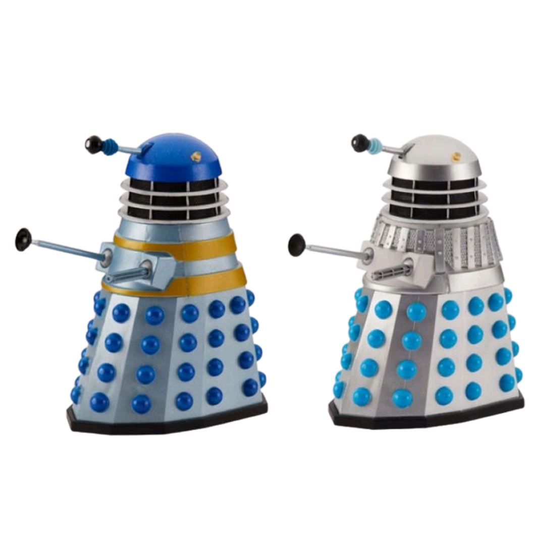 Doctor Who - History of the Daleks Twin Pack #3