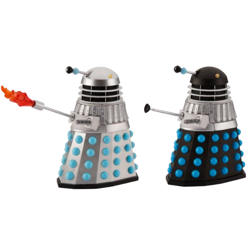 Doctor Who - History of the Daleks Twin Pack #4