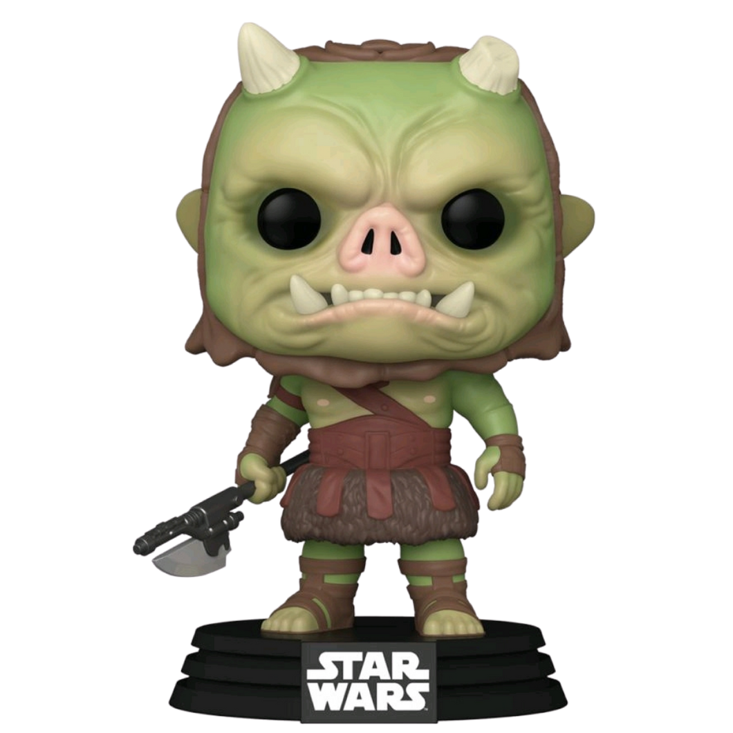 Pop! Vinyl - Star Wars: The Mandalorian - Gamorean