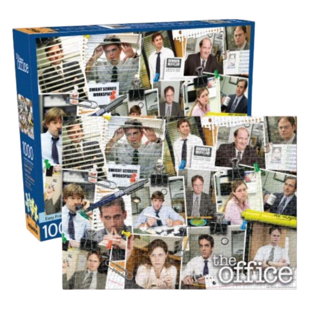 Puzzle - The Office - 1000pc Jigsaw Puzzle