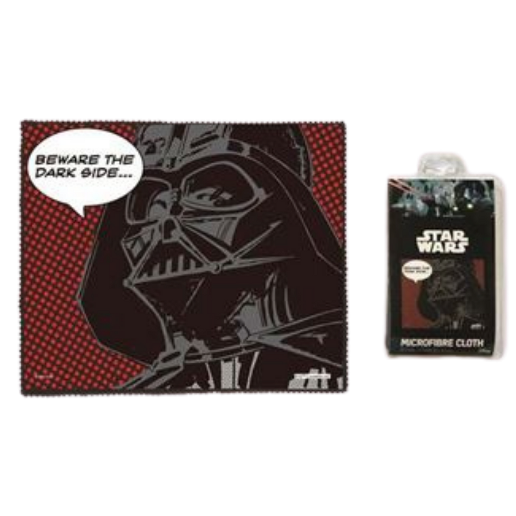 Microfibre Cloth - Star Wars - Dark Side