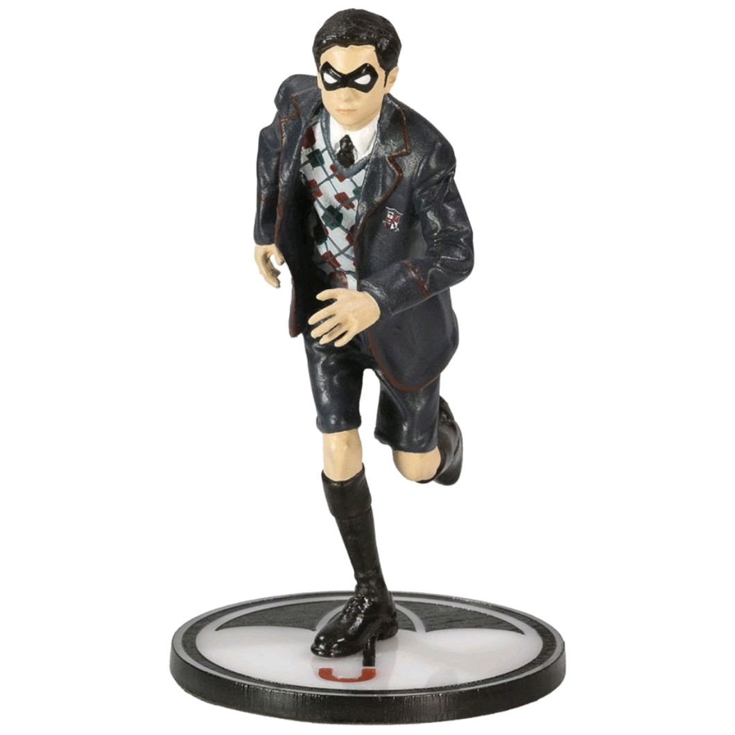 Figure - Umbrella Academy - #5 Five Figure Replica