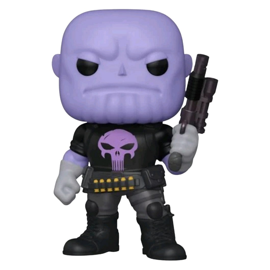 Pop! Vinyl - Marvel - Punisher Thanos 6