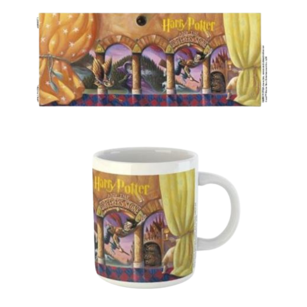 Mug - Harry Potter - Book 1