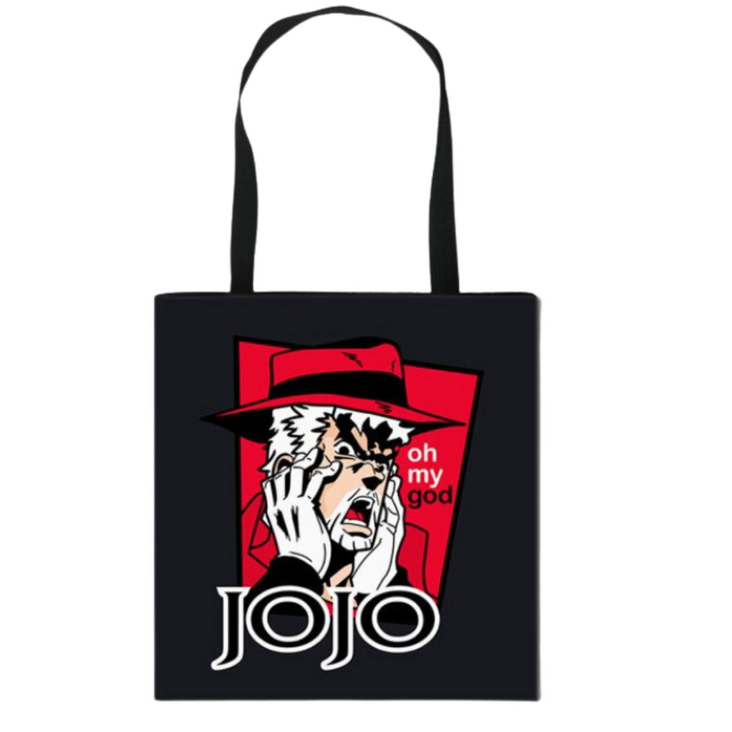 Tote Bag - JoJo's Bizarre Adventure - Oh My God