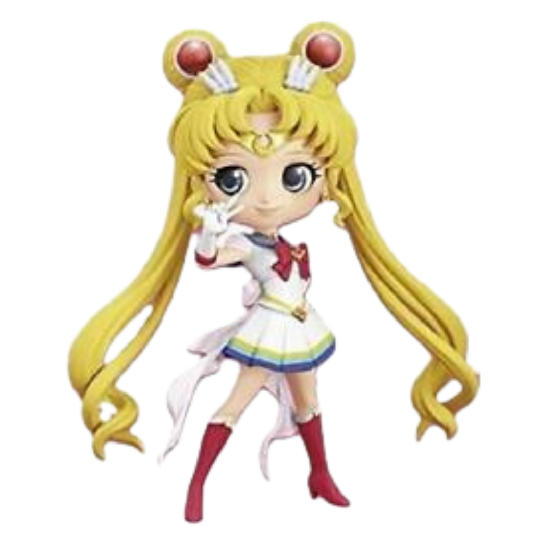 QPosket - Sailor Moon Eternal The Movie - Super Sailor Moon