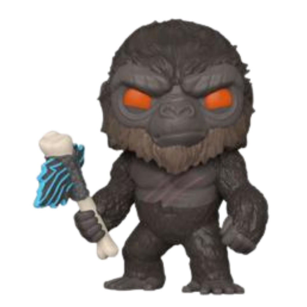 Pop! Vinyl - Godzilla v's Kong - Kong with Axe