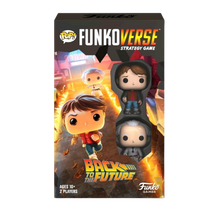 Load image into Gallery viewer, Game - Funkoverse - Back to the Future 100 2-pack Expandalone Game