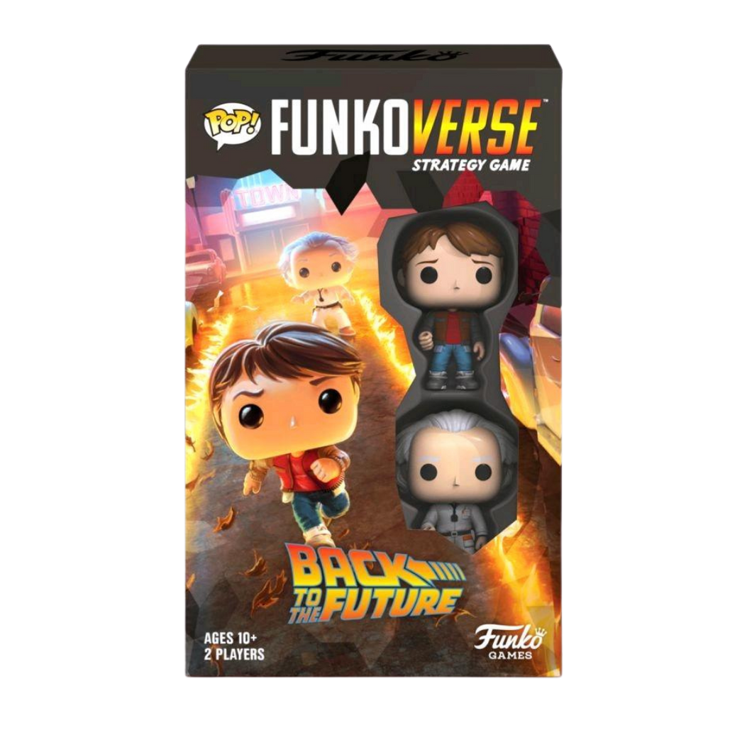 Game - Funkoverse - Back to the Future 100 2-pack Expandalone Game