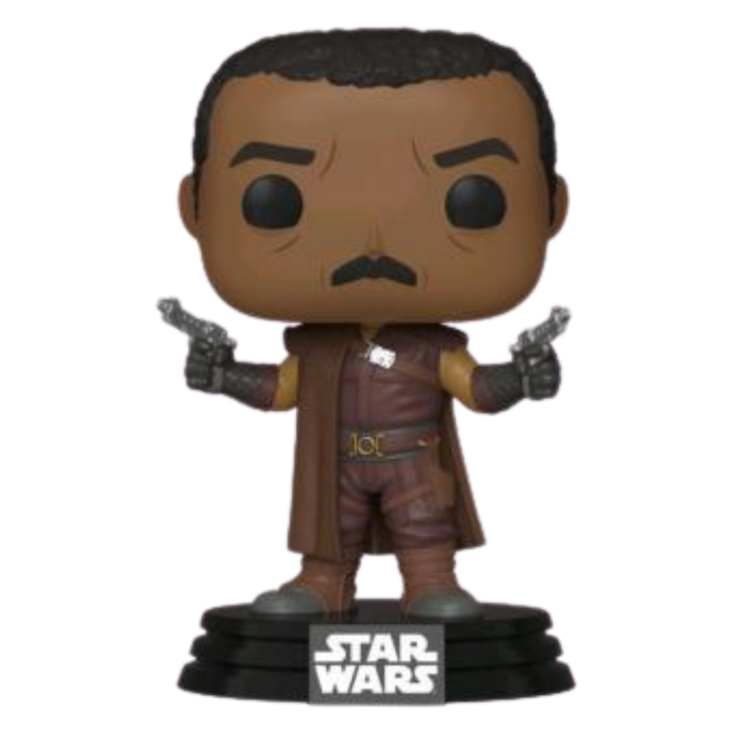 Pop! Vinyl - Star Wars: The Mandalorian - Greef Karga