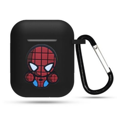 AirPod Case - Silicon - Spider-Man - cartoon