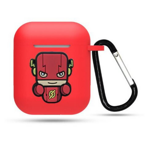 AirPod Case - Silicon - Flash - cartoon