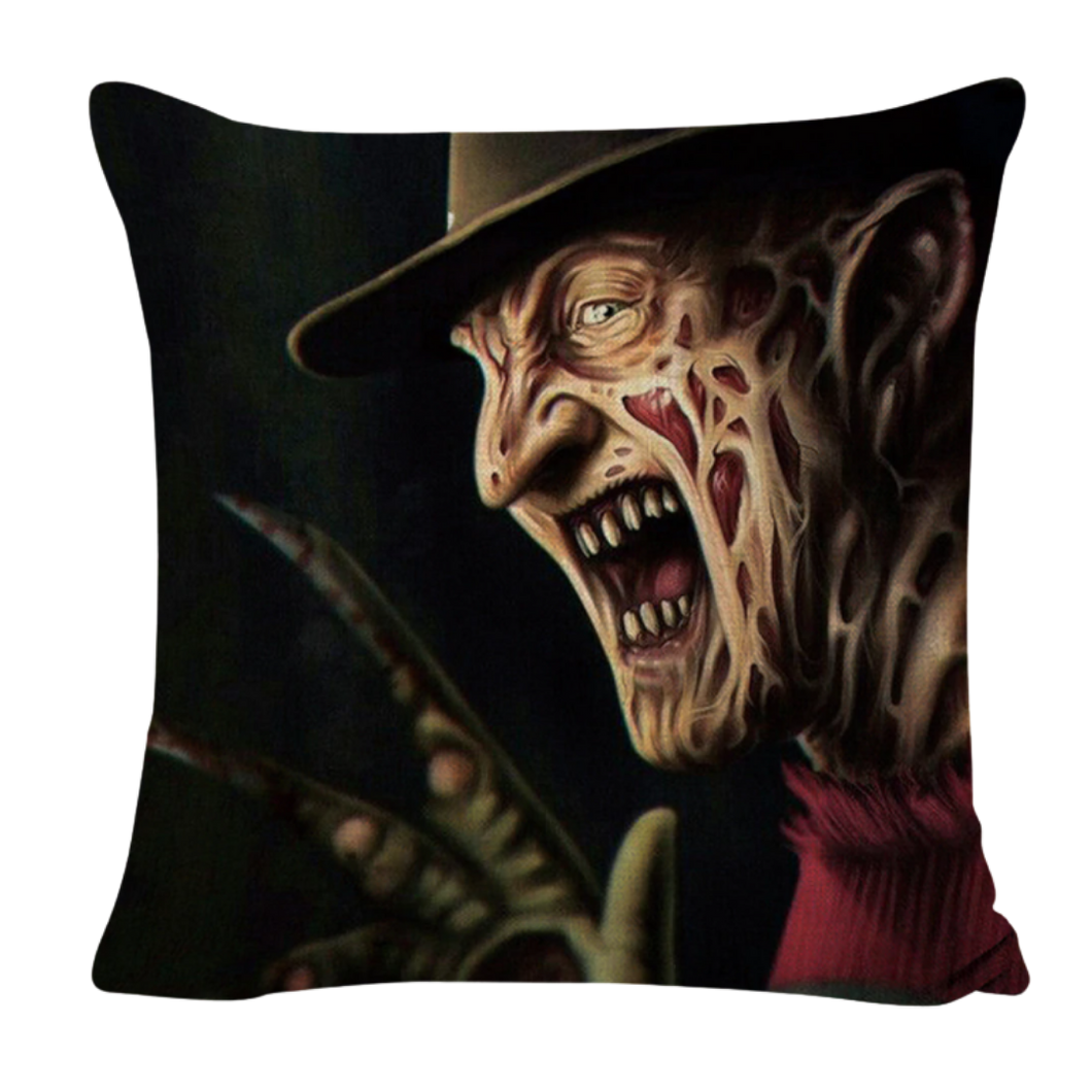 Cushion Cover - Nightmare on Elm Street - Freddy