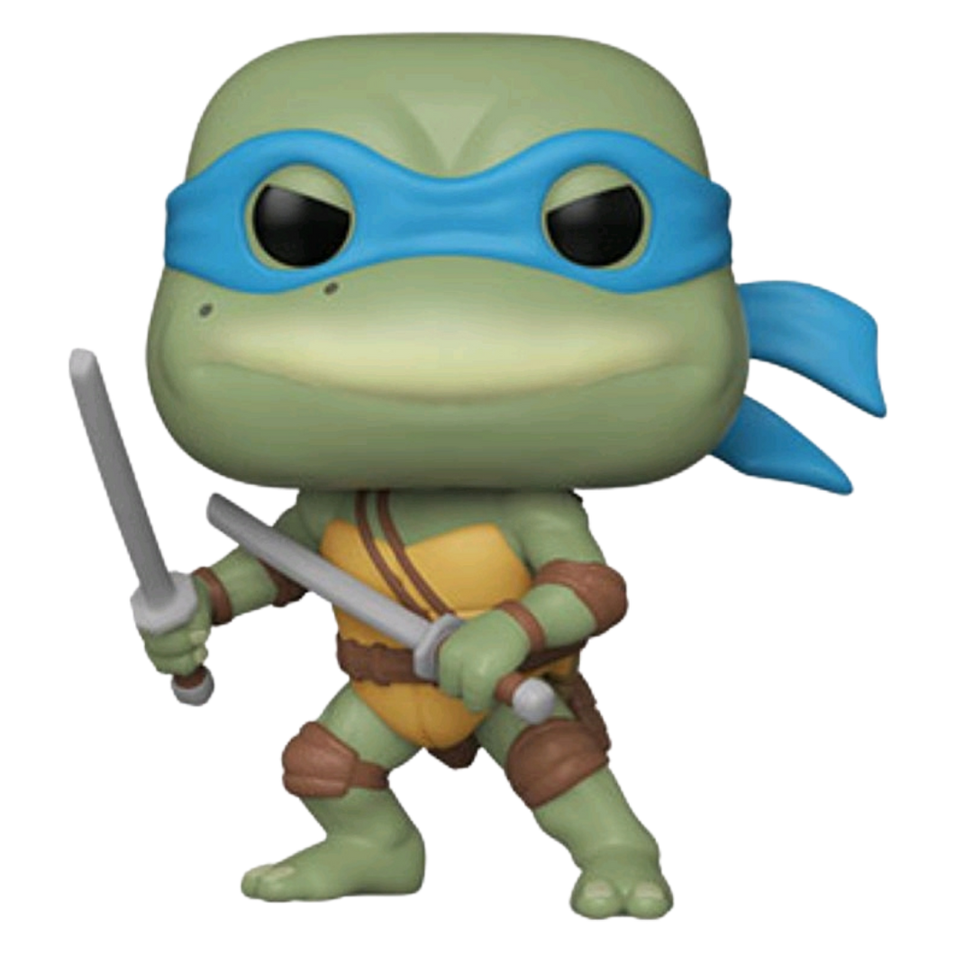 Pop! Vinyl - Teenage Mutant Ninja Turtles - Leonardo Retro