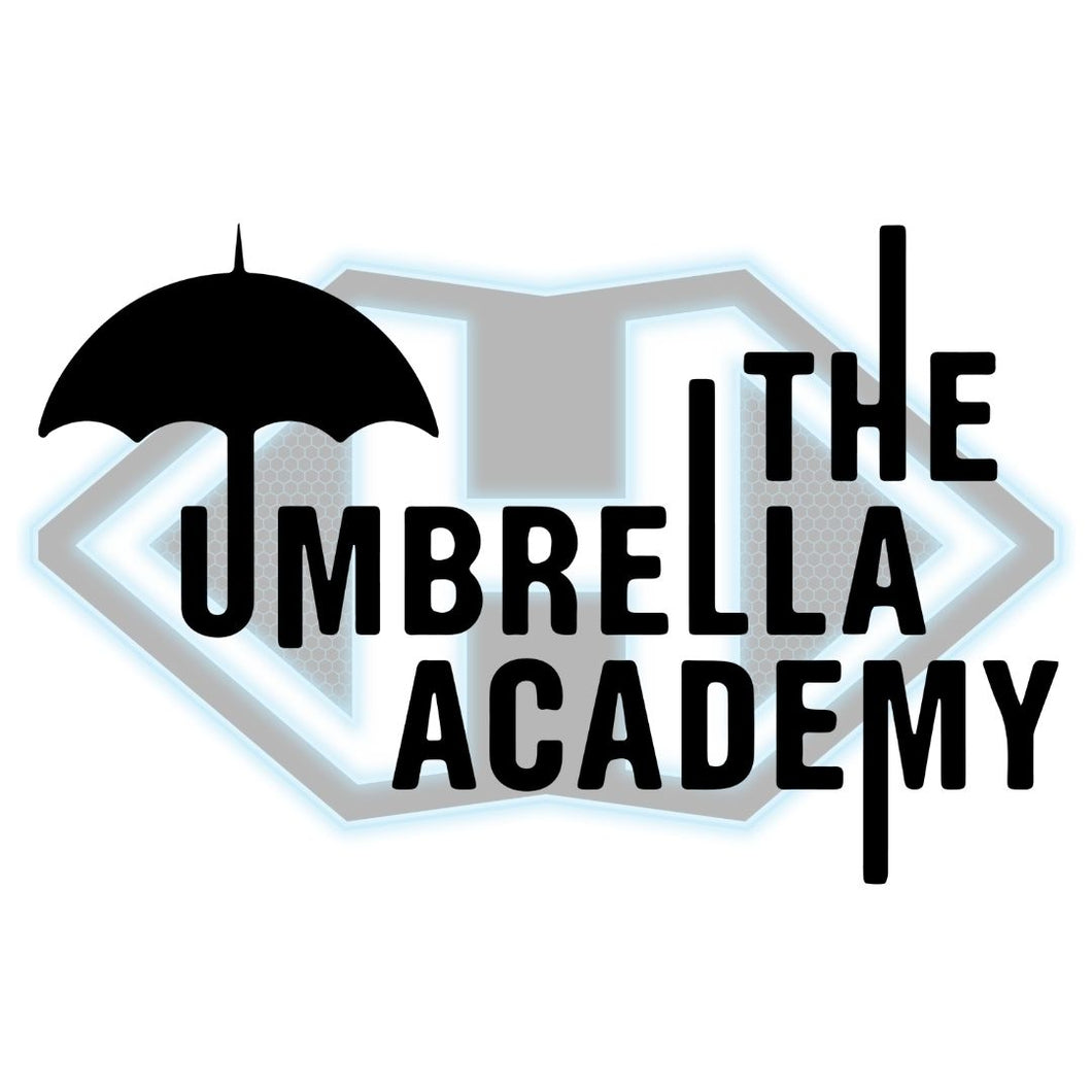 Vinyl Decal - Umbrella Academy - Logo