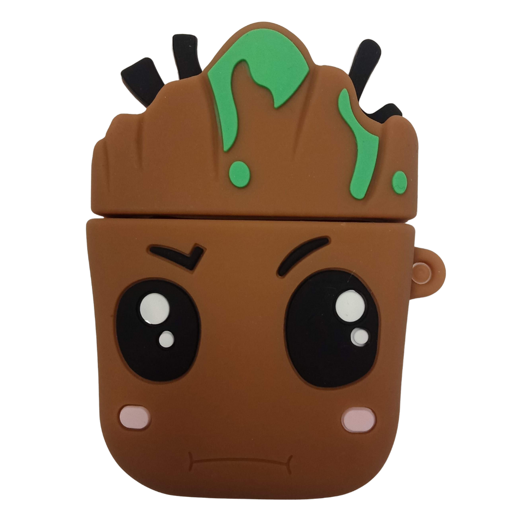 AirPod Case - Silicon - Groot