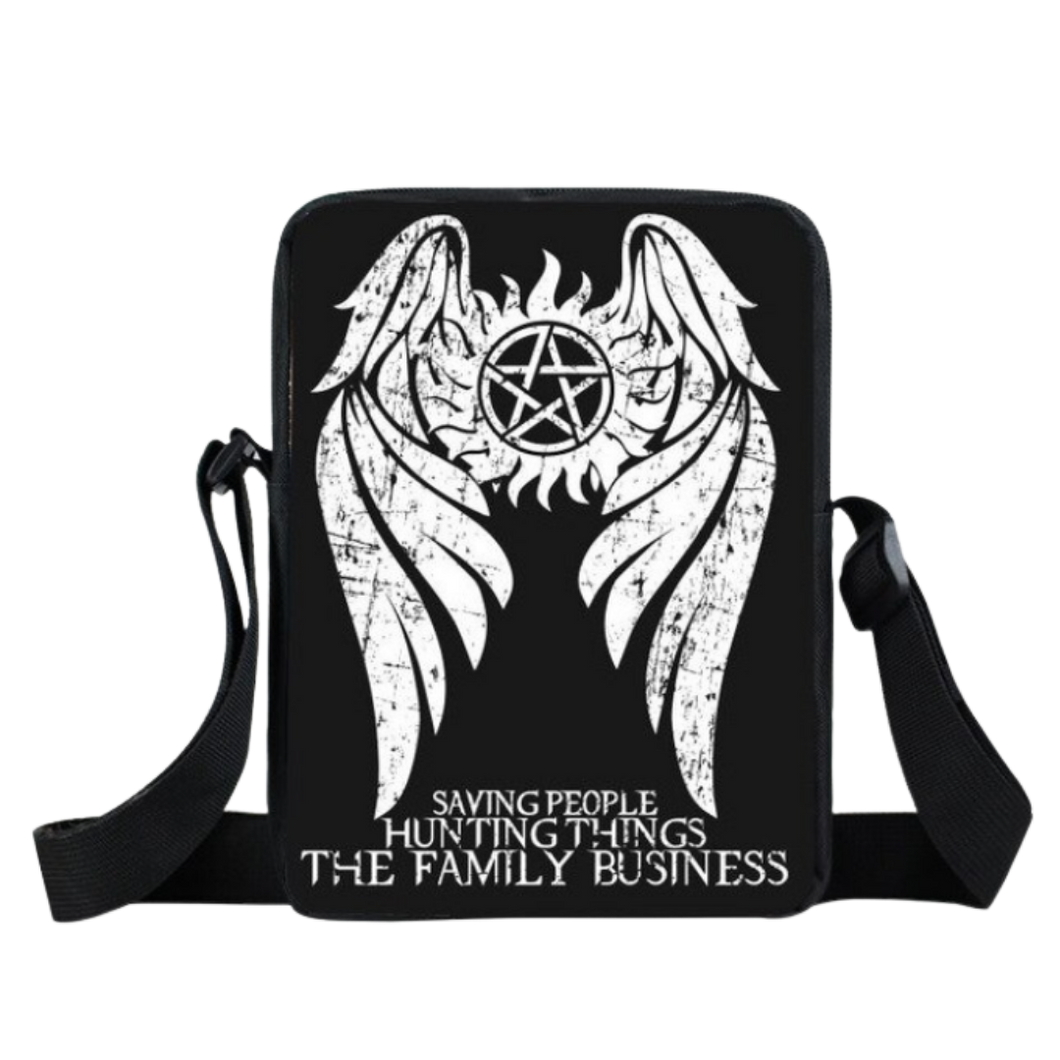 Messenger Bag - Supernatural - Saving People