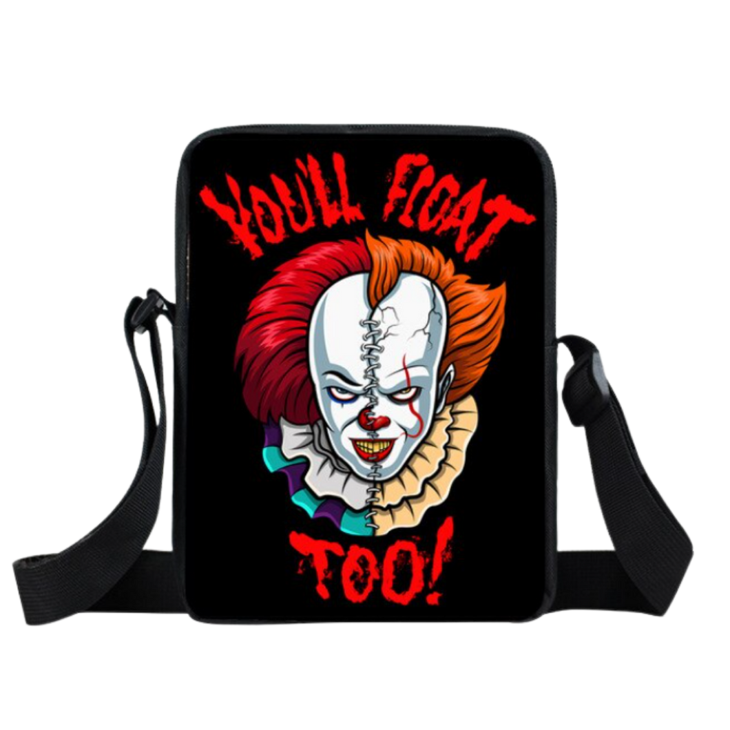 Messenger Bag - Horror - Pennywise