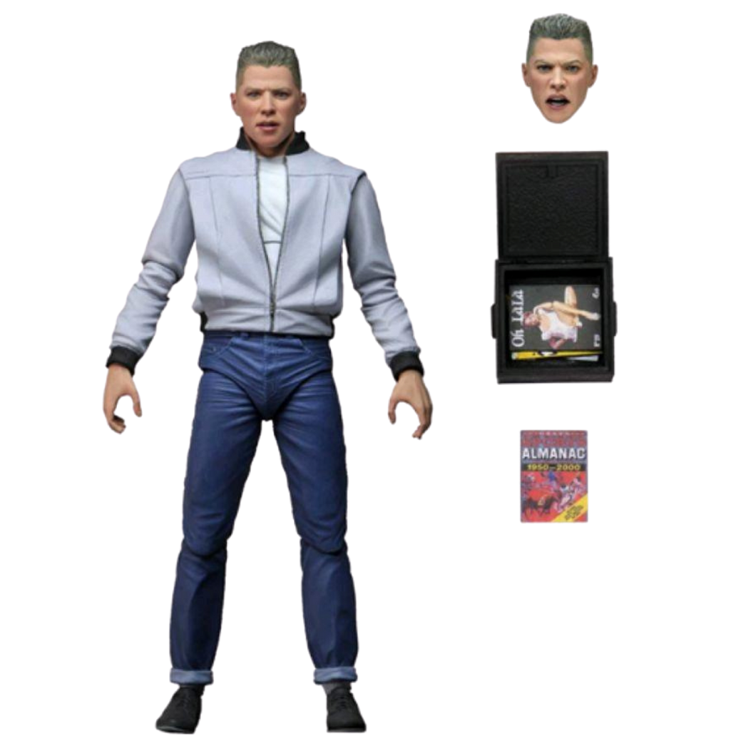 PREORDER - Action Figure - NECA - Back to the Future - Biff Ultimate 7