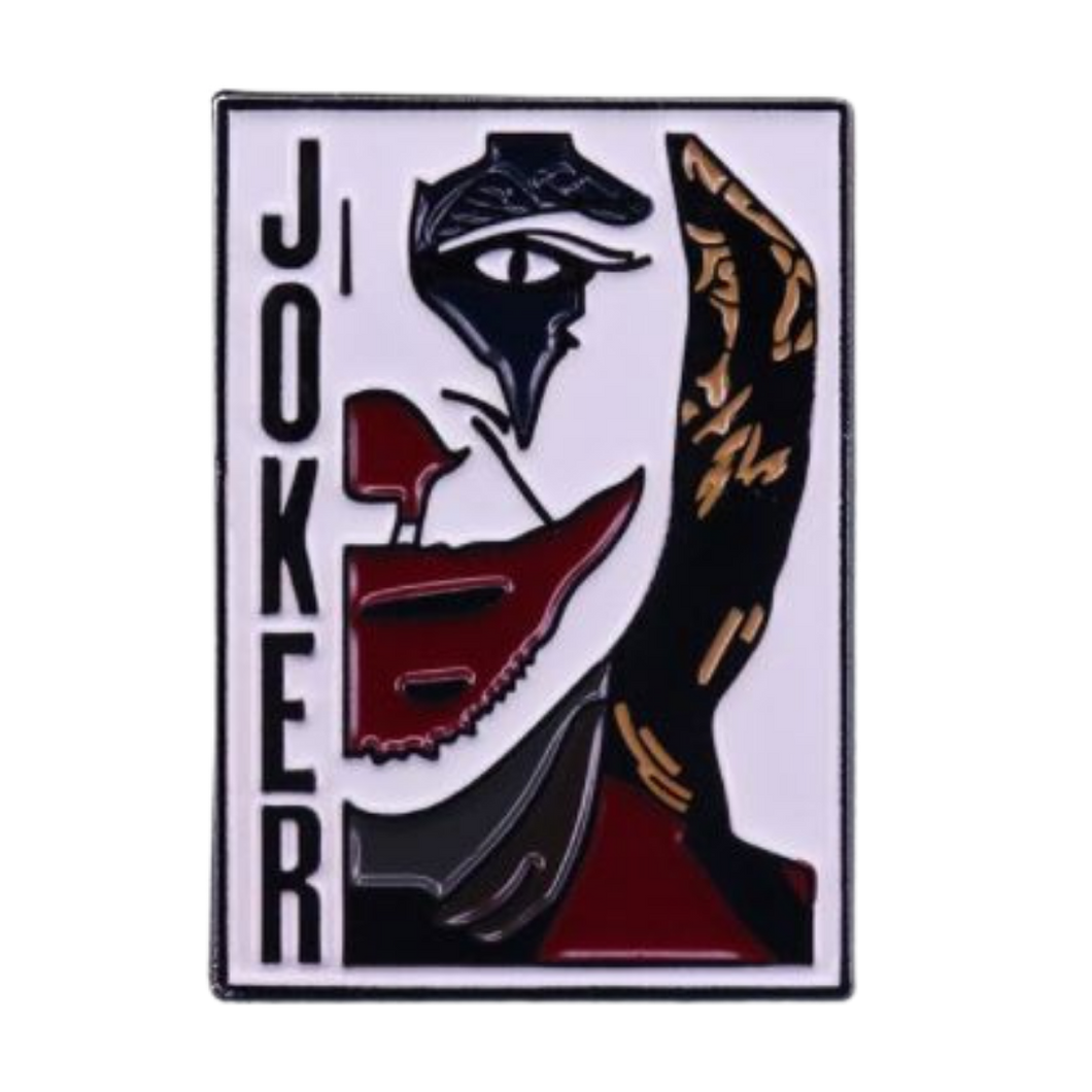 Badge - Joker (card)