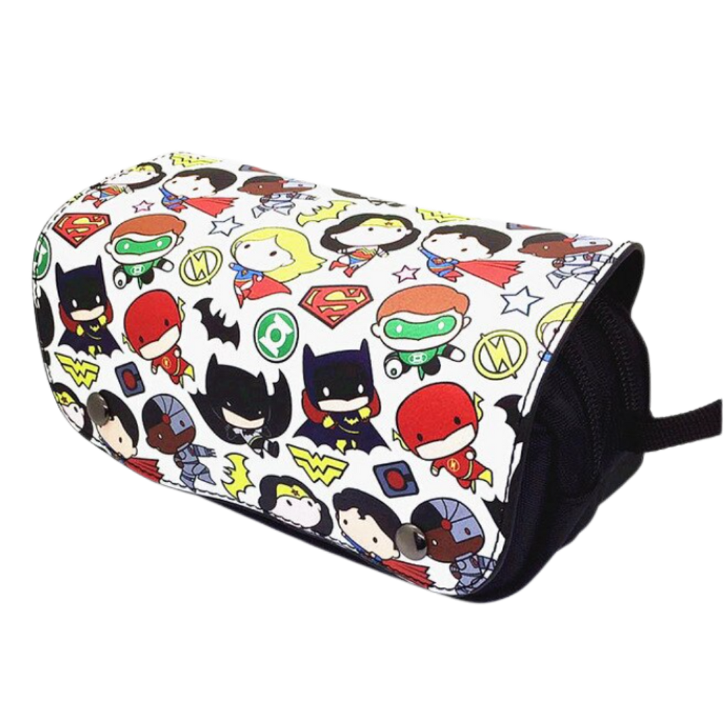 Pencil Case - DC Chibi